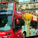 Turibus en la CDMX.