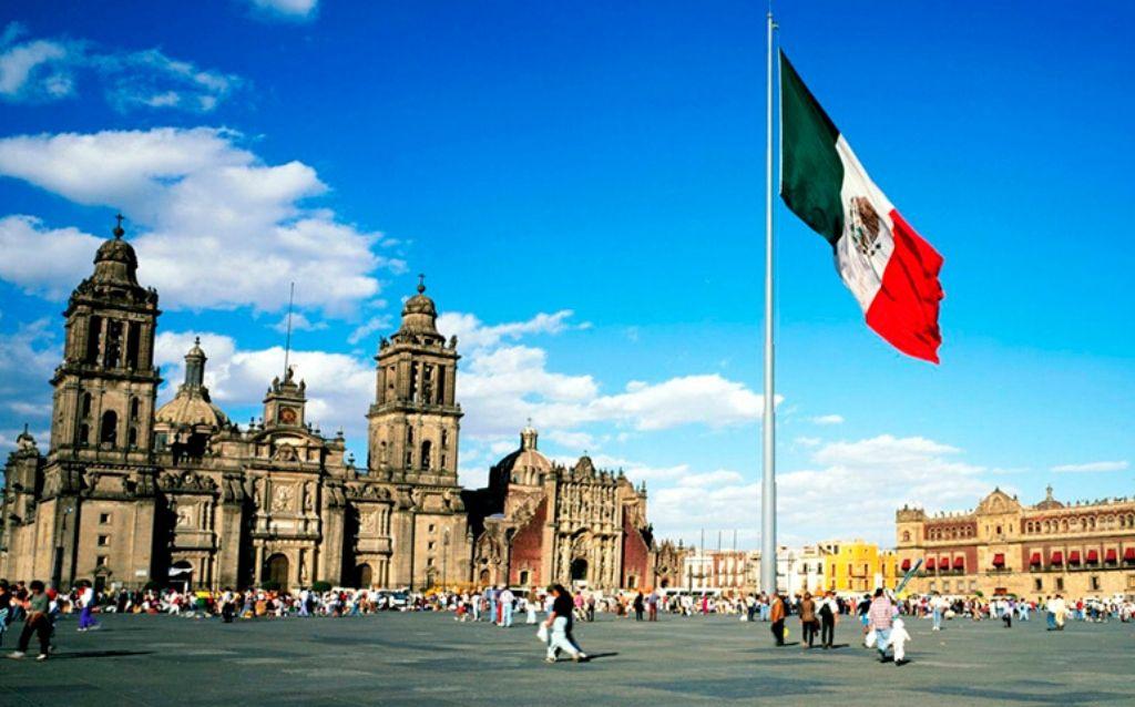 Paseando por el centro histórico de la Ciudad de México
