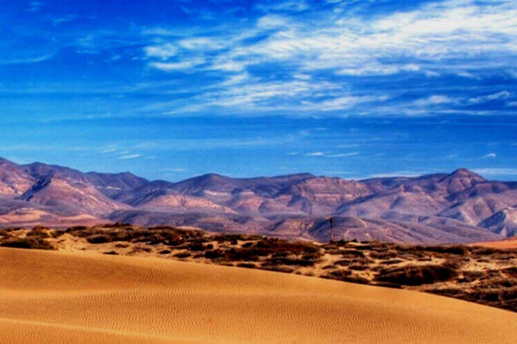 Paisajes de Mexicali, Baja California