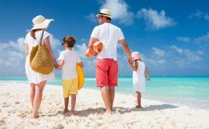 Vacaciones con niños en Cancún