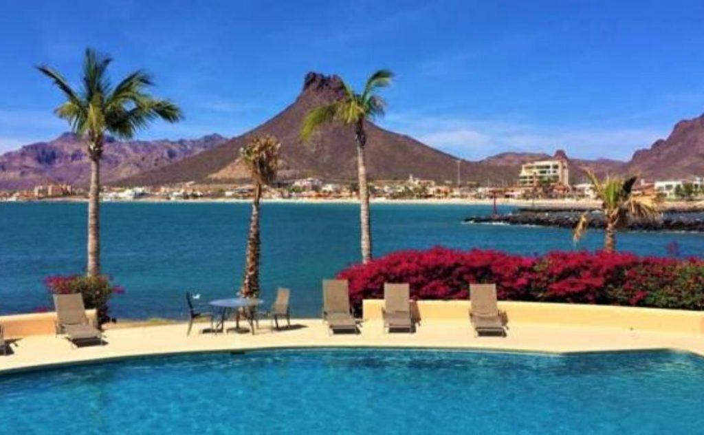 Vista panorámica en Guaymas