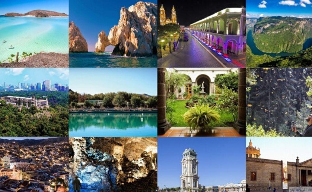 Destinos de vanguardia en México