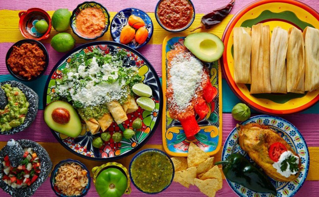 México es famoso por su cocina