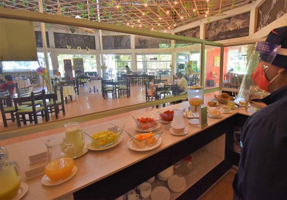 Hoteles bioseguros en Puebla