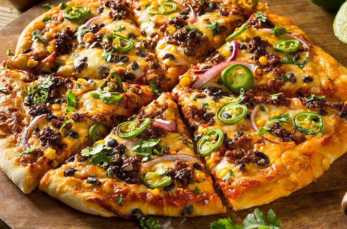 Pizza Mexicana: La combinación perfecta