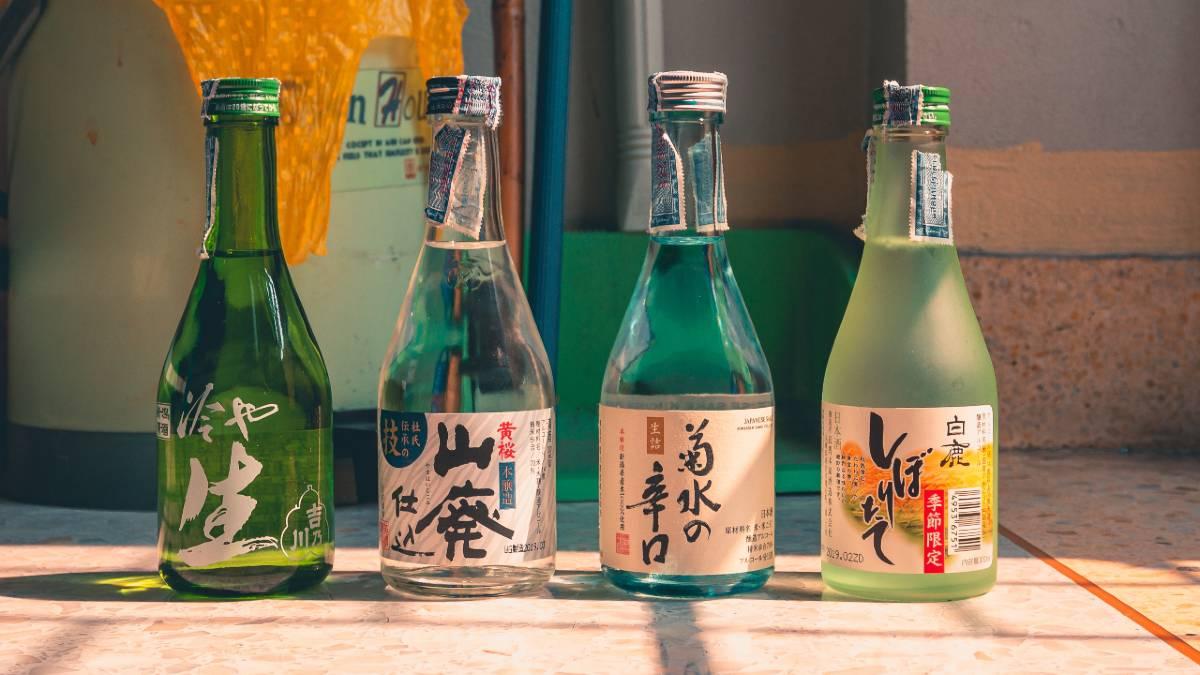 Sake: la bebida de espíritu japonés